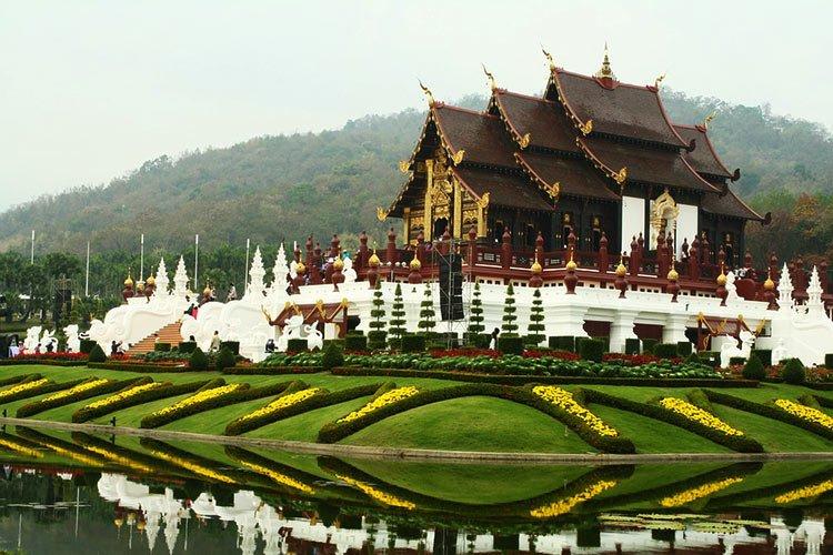 Chiang Mai Thailandia Come Arrivare Da Aeroporto A Centro Citta