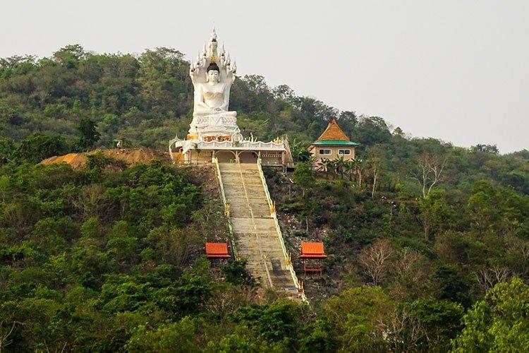 Cosa Vedere Pak Chong Thailandia Parco Chao Yai
