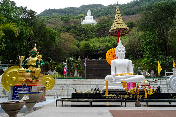 Cosa Vedere Pak Chong Thailandia Parco Khao Yai