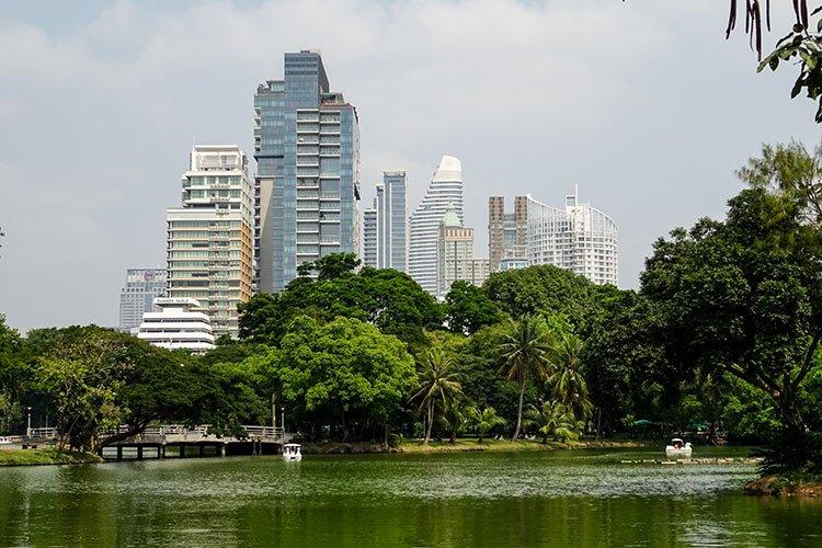 Lumpini Park Bangkok Varani
