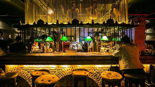 Migliori Bar Locali Bangkok Cocktail Rooftop