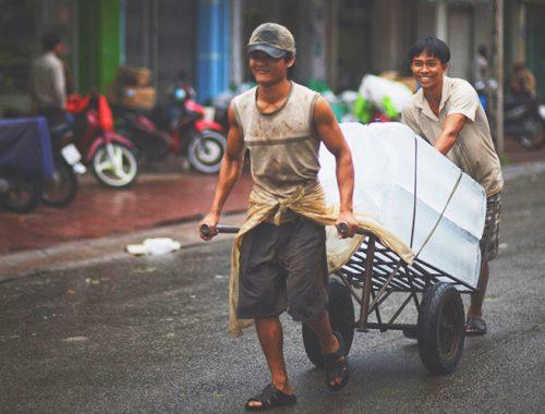 Quanto è sicuro consumare ghiaccio in Thailandia?