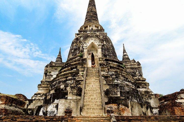 Visita Un Giorno Ayutthaya Bangkok Thailandia