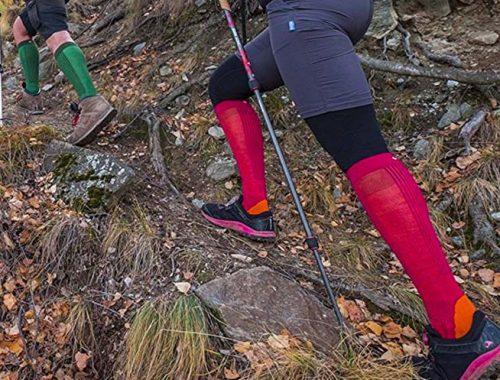 Calzini Calzettoni Passeggiata Trekking Escursionismo