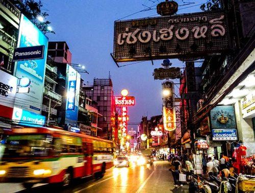 Cosa Vedere Chinatown Guida Quartiere Cinese Bangkok