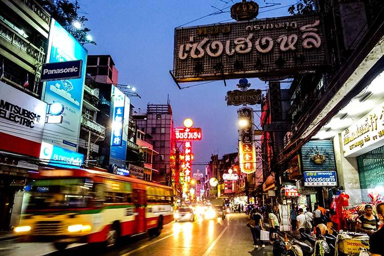 Cosa vedere a Chinatown: guida al quartiere cinese di Bangkok