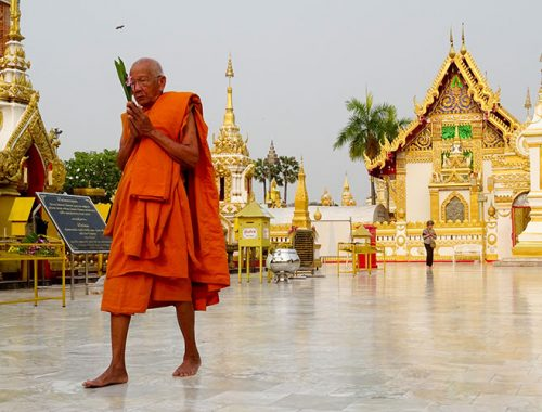 Cosa Vedere That Phanom Isaan Thailandia Mekong