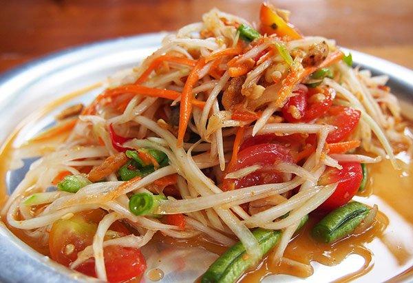 Cucina Isaan Thailandia Ratti Influenze Laotiane