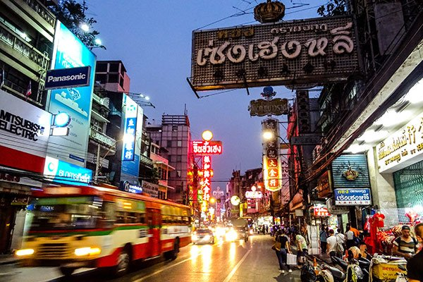 Dove Dormire Bangkok Migliori Quartieri