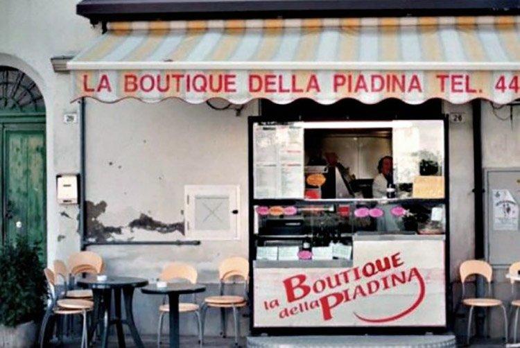Dove Mangiare Migliore Piadina Romagnola Ines Bertinoro