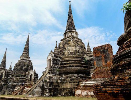 Viaggio Thailandia Itinerario Classico Due Settimane