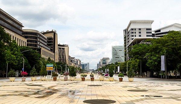 Cosa Vedere Putrajaya Malesia Amministrativa Fantasma
