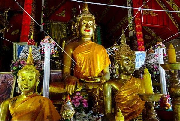 Guida MiglioriTempli Chiang Mai Thailandia