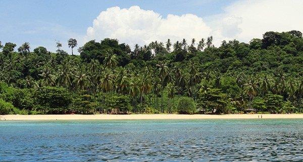 Migliori Spiagge PhiPhi Island Mare Thailandia