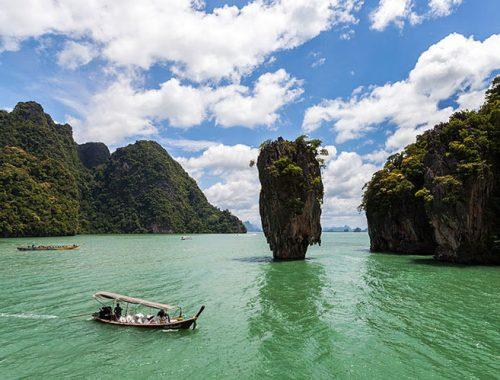 Migliori Spiagge Phuket Thailandia Mare