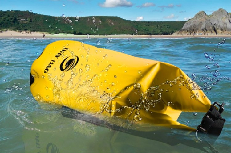 Sacca Impermeabile Waterproof Viaggio