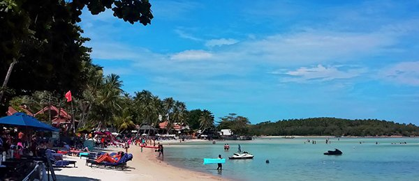 Spiagge Piu Belle Koh Samui Thailandia
