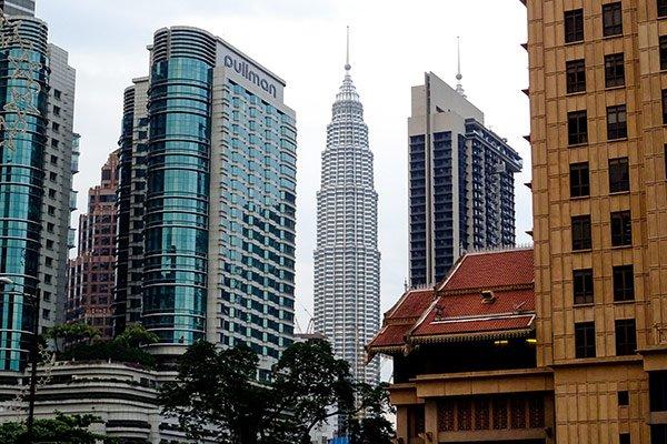 Cosa Vedere Bukit Bintang Quartiere Moda Kuala Lumpur
