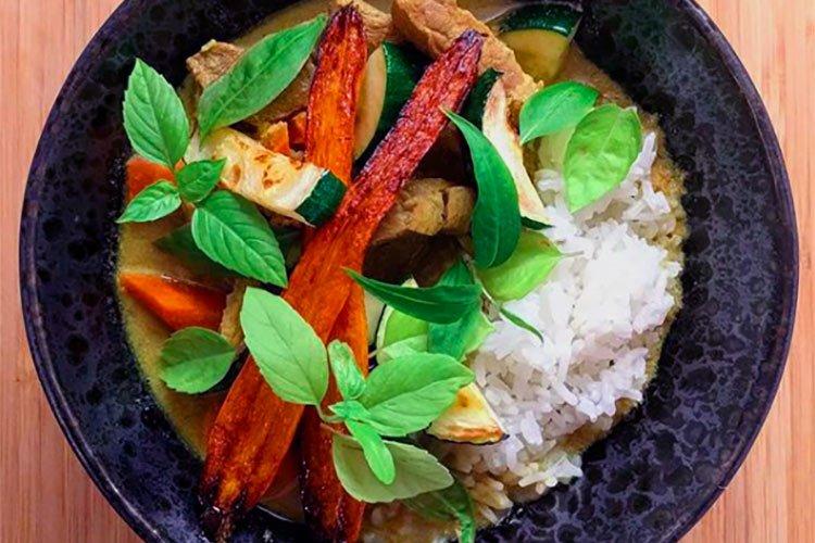 Cucina Thailandia Guida Curry Paste Speziate