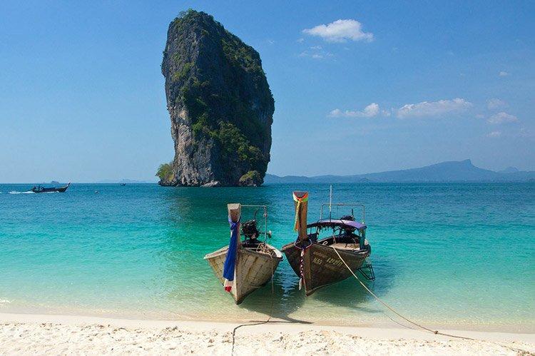 Dove Andare Mare Krabi Thailandia Migliori Spiagge
