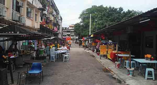 Migliori Quartieri Dove Mangiare Kuala Lumpur Malesia