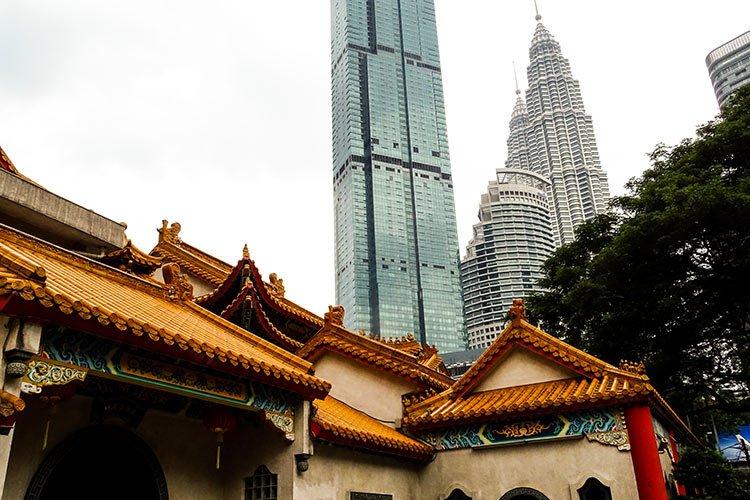 Cosa Vedere Fare Kuala Lumpur Malesia