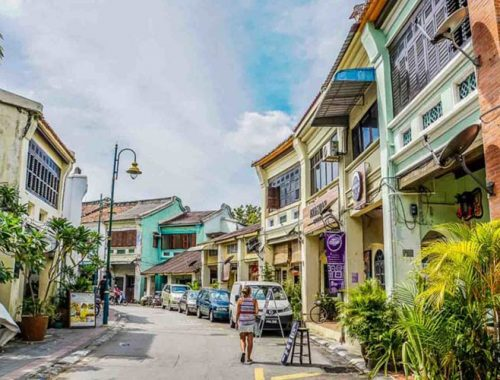 Cosa Vedere George Town Penang Malesia