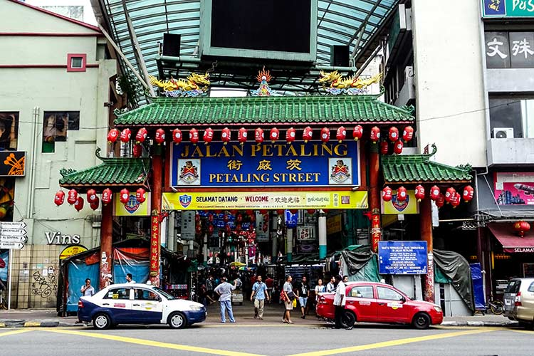 Guida Petaling Street Chinatown Little India Kuala Lumpur