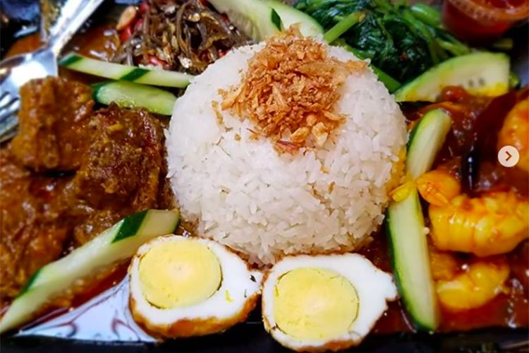 Ricetta Nasi Lemak Cucina Malese