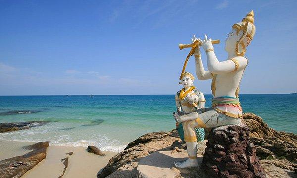 Spiagge Piu belle Ko Samet Dove Andare Mare Bangkok
