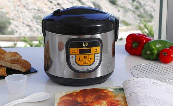 Guida Scegliere Migliore Cuociriso Elettronico Cucina Orientale