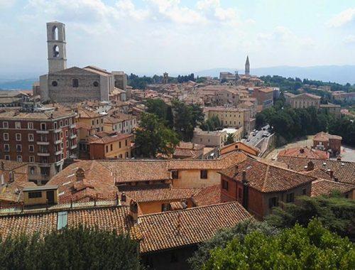 Guida Scoprire Perugia Un Giorno Citta Arte Umbra