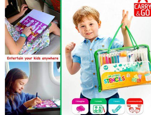 Migliori Giochi Viaggio Intrattenere Bambini Macchina Aereo Bus