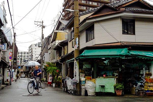 Guida Migliori Quartieri Vedere Visita Osaka Giappone