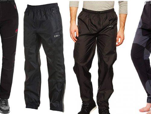 Migliori Pantaloni Impermeabili Antipioggia Trekking Viaggio