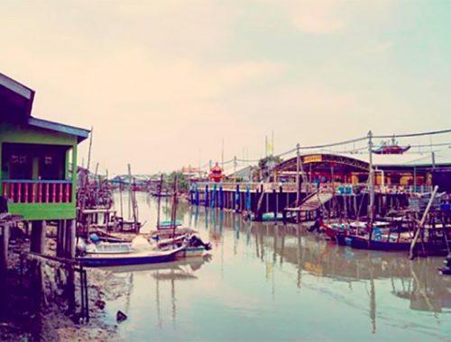 Pulau Ketam Visitare Isola Granchio Malesia