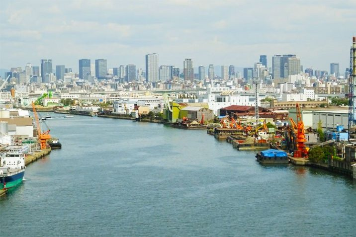 Dove Vedere Osaka Alto Migliore Vista Gratis Pagamento
