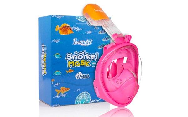 Migliori Maschere Subacquee Snorkeling Bambini