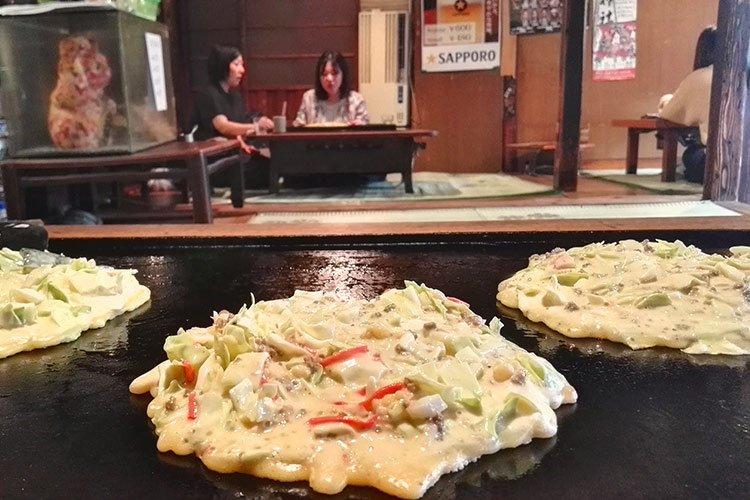 Ricette Tipologie Okonomiyaki Cucina Giapponese