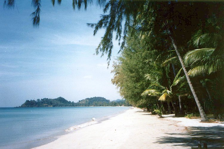 Migliori Belle Spiagge Kho Chang Mare Thailandia