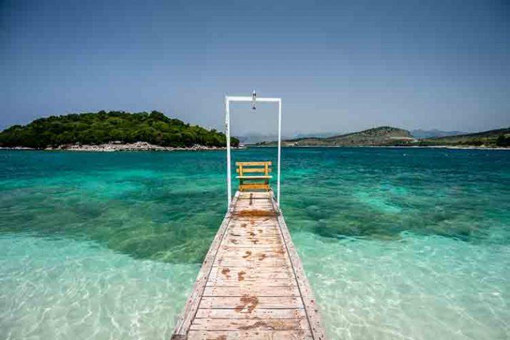 Ksamil Albania Spiagge Piu Belle Mare Dintorni