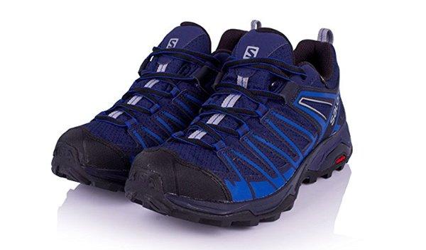 dde2649a61912 Migliori Scarpe Cammino Santiago Pellegrinaggi. Queste scarpe da  escursionismo impermeabili della Salomon ...
