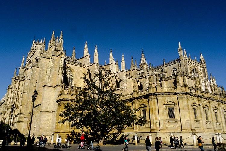 Come Visitare Gratuitamente Cattedrale Siviglia Spagna