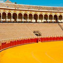 Come Visitare Gratuitamente Plaza De Toros Siviglia Spagna