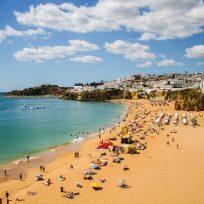 Cosa Vedere Albufeira Algarve Guida Cittadina Mare Movida