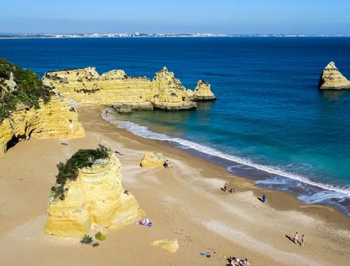 Migliori Spiagge Algarve Portogallo Dove Andare Mare