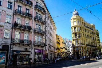 Dove Dormire Lisbona Portogallo Alloggiare Intendente Anjos