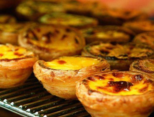 Dove Mangiare Migliori Pasteis De Nata Lisbona