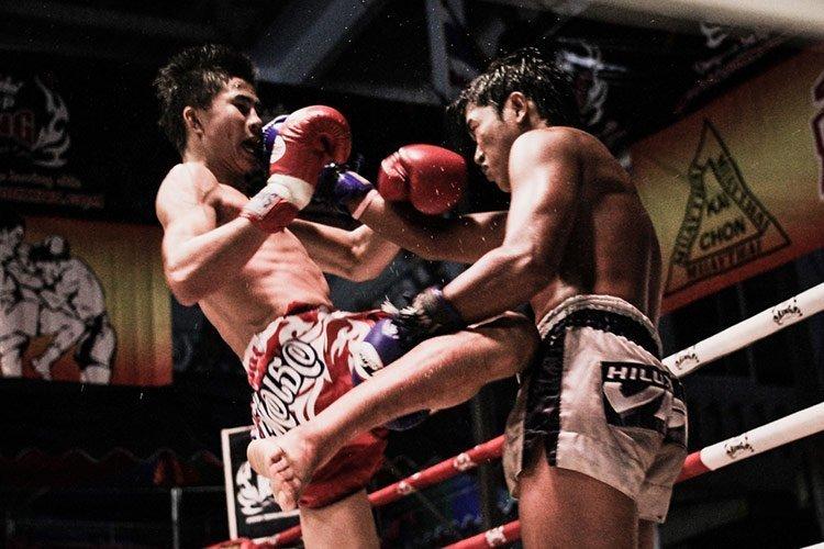 Come Vedere Incontro Muay Thai Koh Samui Thailandia