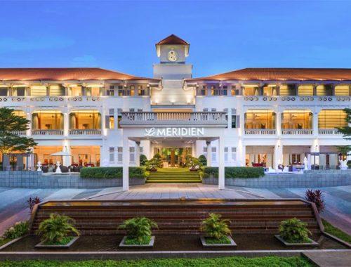 Dove Dormire Isola Sentosa Le Meridien Singapore